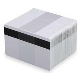 Karta magnetyczna biała HiCo Evolis C4003