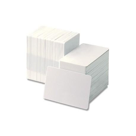 Karta plastikowa biała Evolis C4001