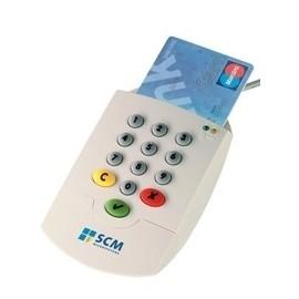 Czytnik z touch pad (PIN pad) SCM SPR332