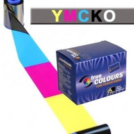 Taśma kolorowa Zebra 800015-440 YMCKO