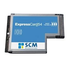 Czytnik SCM SCR3340
