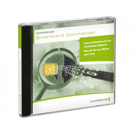 CHIPDRIVE Smartcard Commander